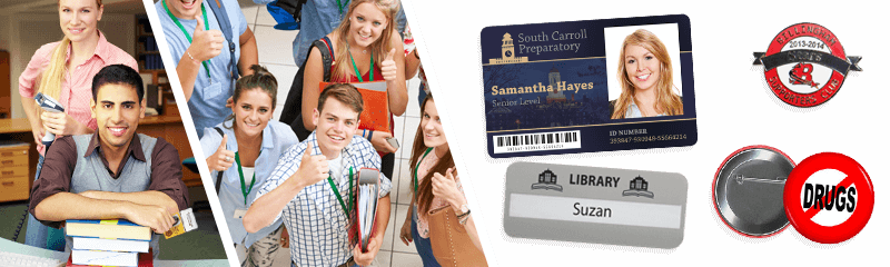 Badges for Schools & Universities