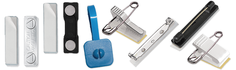 Badge Fasteners & Attachments