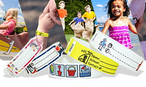 Wristbands for Children