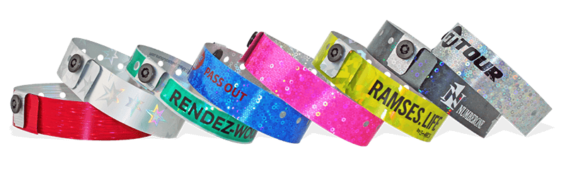 Holographic Wristbands