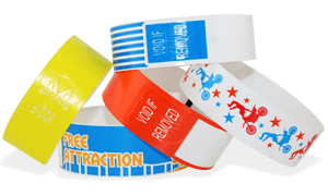 Thermal Printable Wristbands