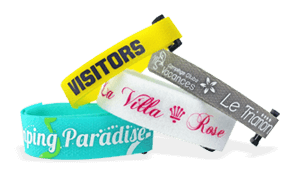 Velcro Wristbands