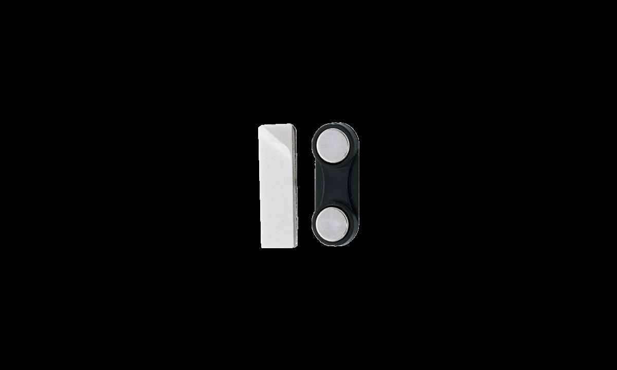 Adhesive Magnetic Attachment - Plastic Cast