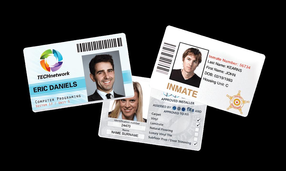 Premium ID Badges