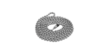 76cm Nickel Free Neck Chain with Connector