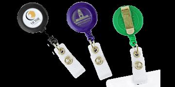 Custom Round Badge-Reel