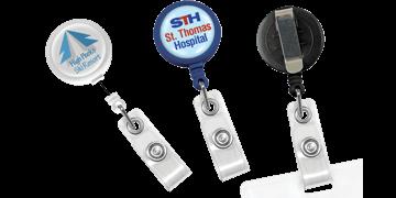 Custom Round Maxlabel Badge-Reel