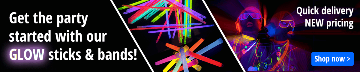 Glow Bands & Sticks